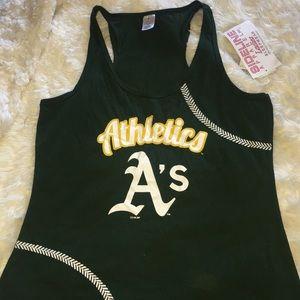 Oakland A's 2-piece women's fan gear